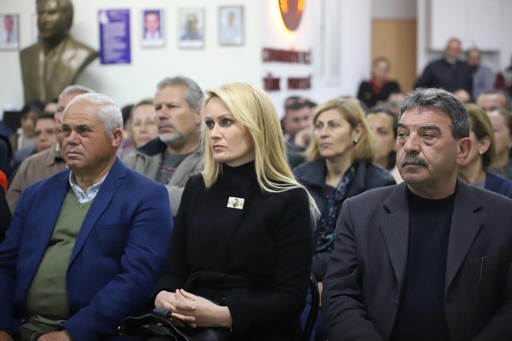 Erhürman: Cumhurbaşkanı uzun soluklu projelerin takipçisi olmalı