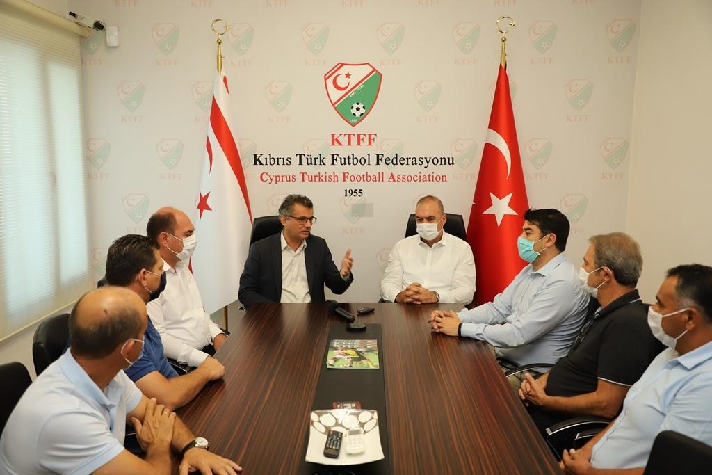"""""""Cumhurbaşkanlığı'nda Spor Komitesi kurulacak"""""""