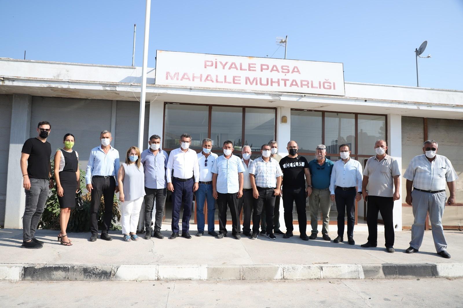 Erhürman: Sarayönü'nde oturup kalmayan Cumhurbaşkanlığı gerek
