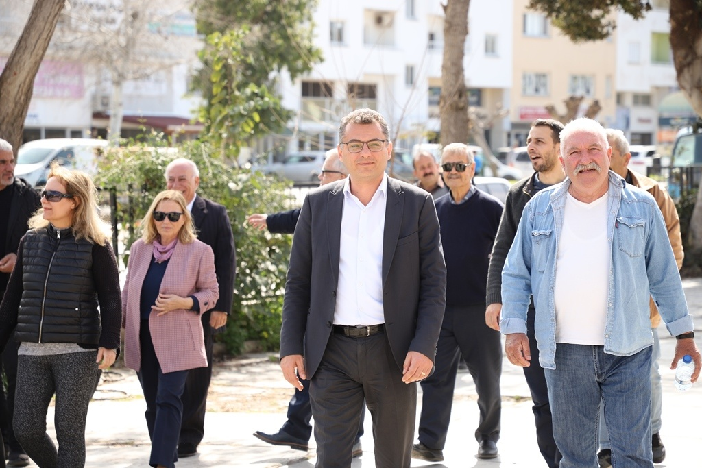 """Erhürman: """"Toplum sadece müzakerecisini değil, liderini de seçecek"""""""