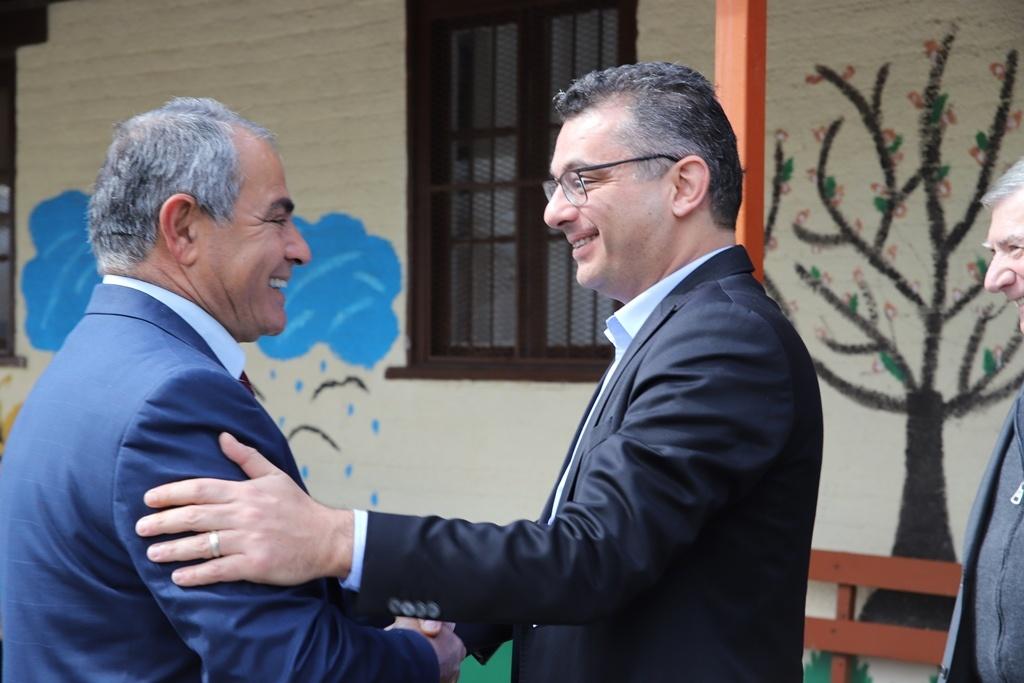 """Erhürman: """"Güney Kıbrıs'la da Türkiye'yle de sağlıklı ilişkiler kurmalıyız"""""""