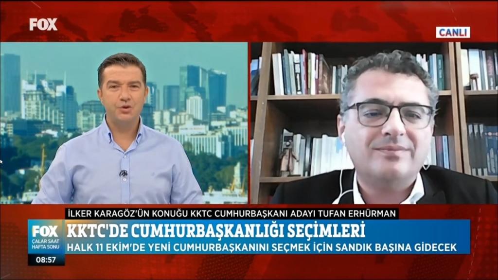 Erhürman: Kıbrıs Türk halkının varlığı unutanlara hatırlatılmalı