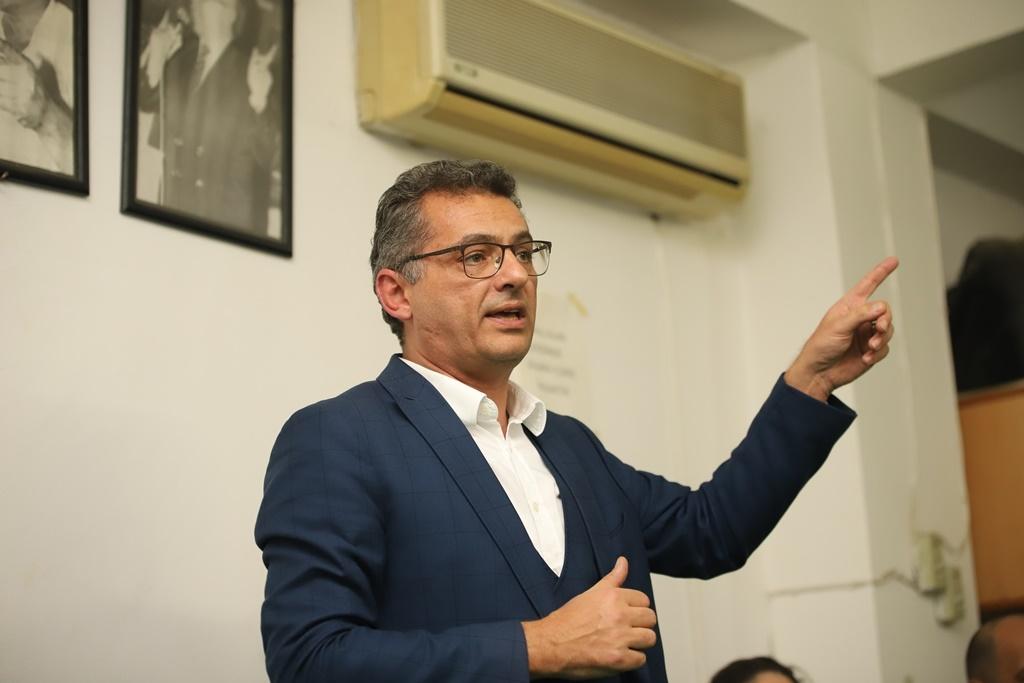Erhürman Dikmen'de vurguladı: Gailemiz önümüzdeki üç ay değil seçimden sonraki beş yıldır!